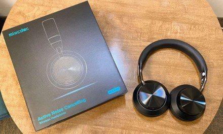 Mixcder E10 Active Noise Cancelling Wireless Headphones REVIEW