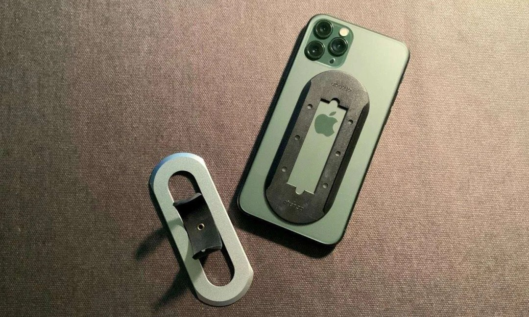 OHSNAP SUPER THIN IPHONE GRIP REVIEW