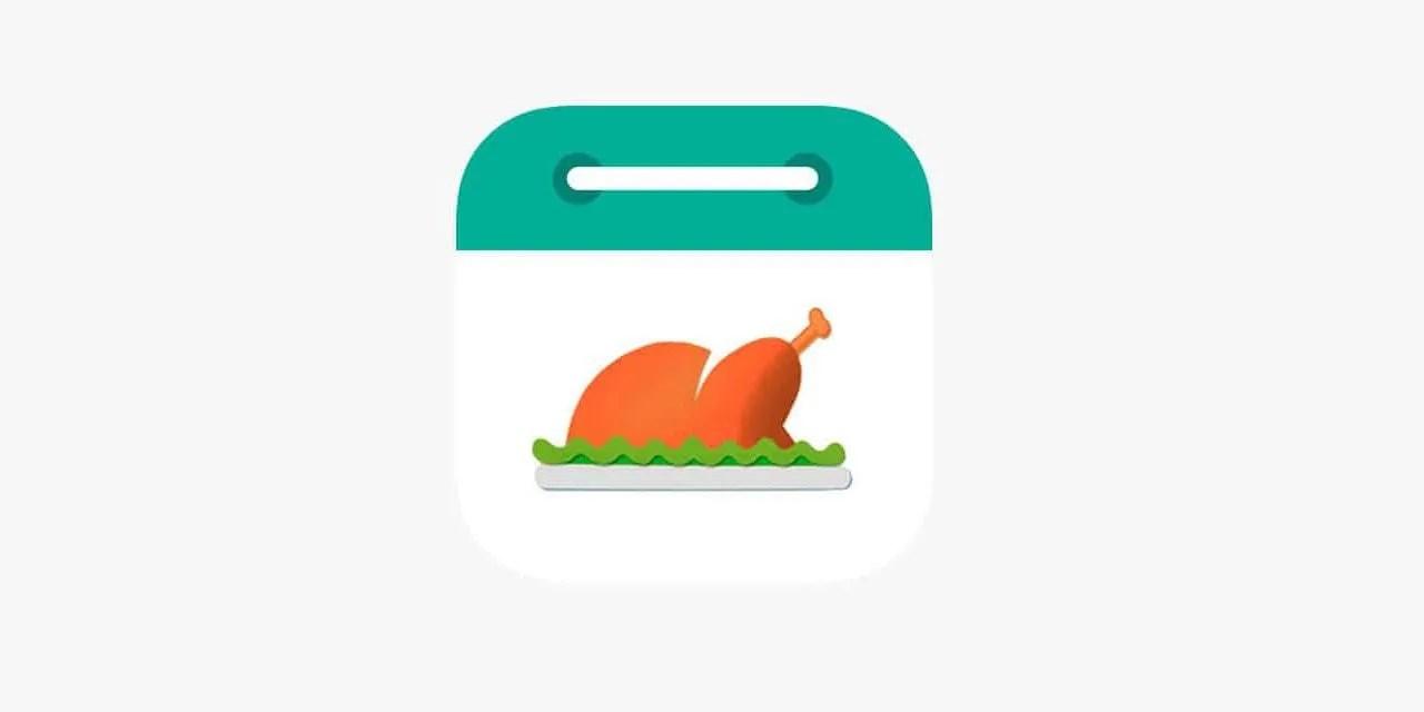 Recipe Calendar for iOS REVIEW