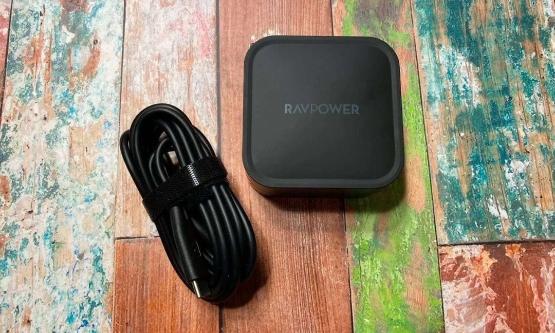 RAVPOWER PD PIONEER 90W 2-PORT USB-C WALL CHARGER REVIEW