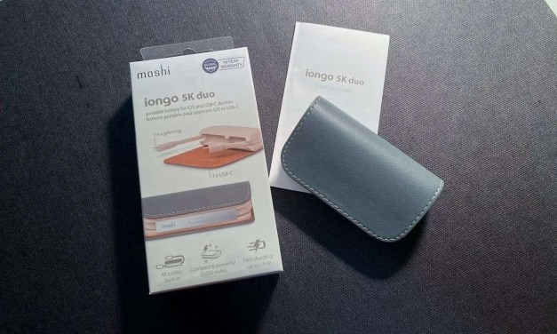 Moshi IonGo 5K Duo REVIEW