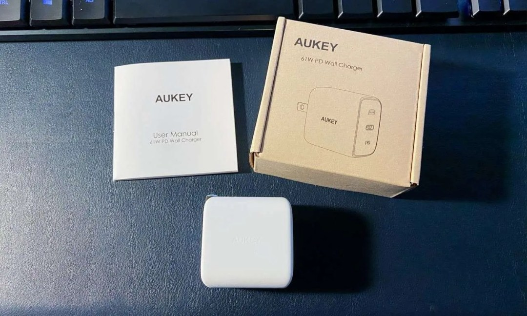 AUKEY OMNIA 61W PD CHARGER REVIEW
