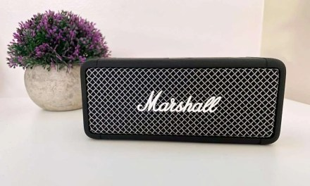 Marshall Emberton Bluetooth Speaker REVIEW