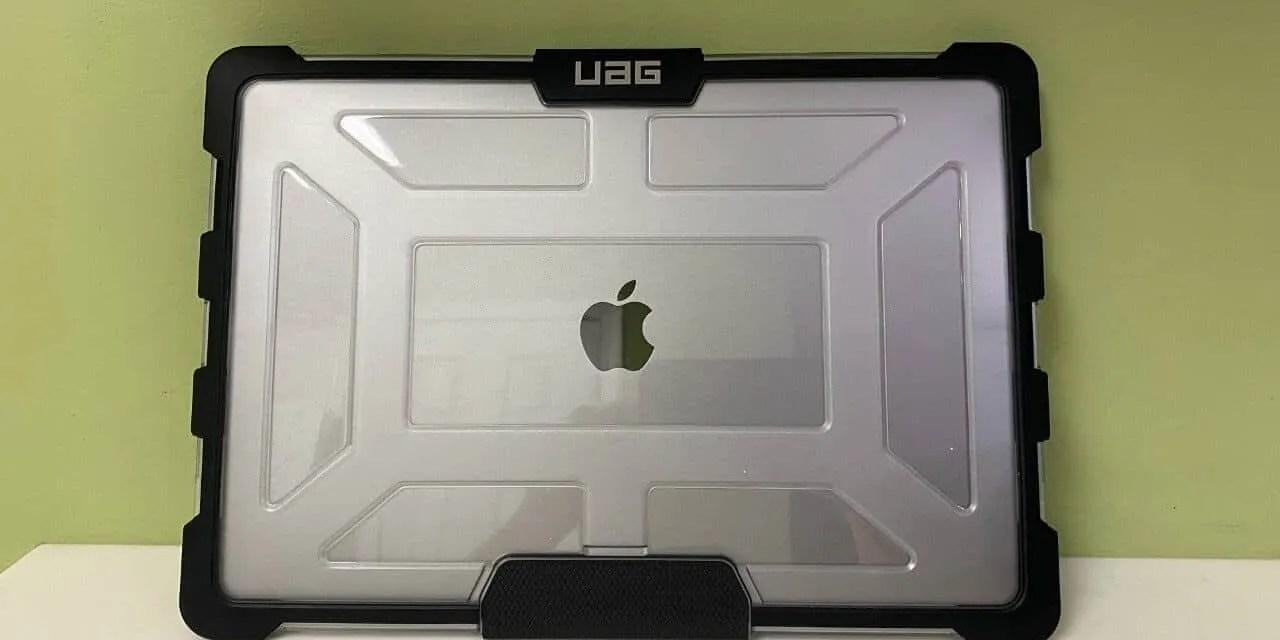 UAG Plasma Series MacBook Pro 4th Generation Case REVIEW