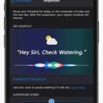 Eve 4.4 Update Now Available with Smart Schedule Suspension for Eve Aqua NEWS