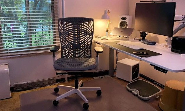 Autonomous Kinn Chair REVIEW The Most Comfortable Office Chair