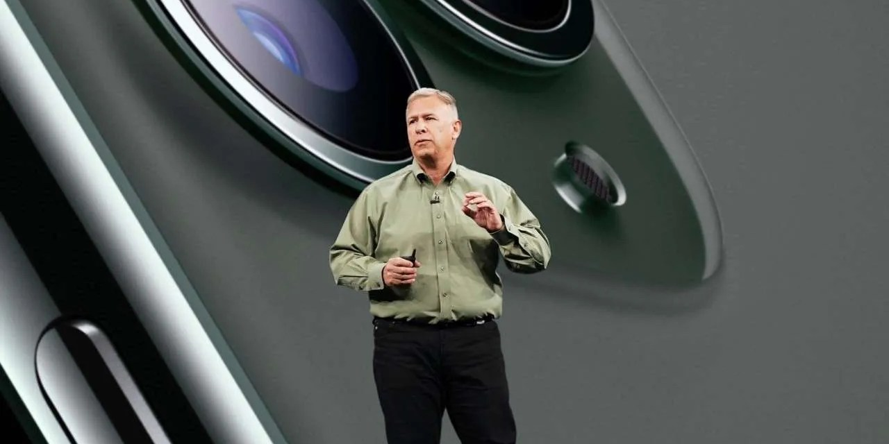 Phil Schiller advances to Apple Fellow NEWS