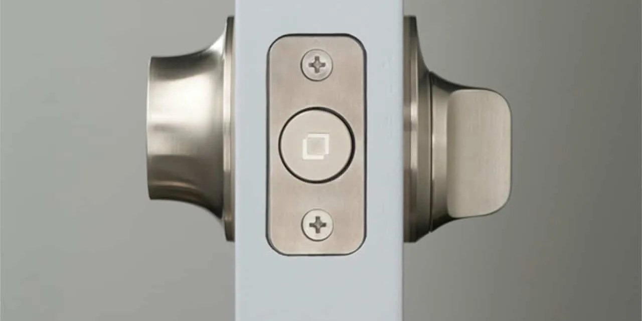 Introducing Level Touch: The Smallest, Most Capable Lock NEWS