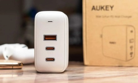 AUKEY 90W 3-Port PD Wall Charger REVIEW