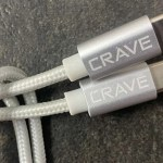 CRAVE Type C to Type C USB Cable REVIEW