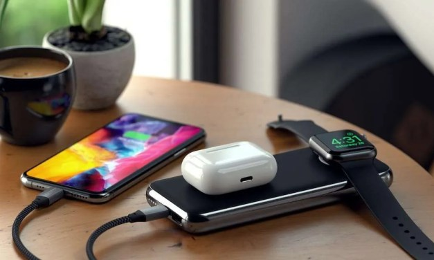 Satechi Introduces the Quatro Wireless Power Bank NEWS