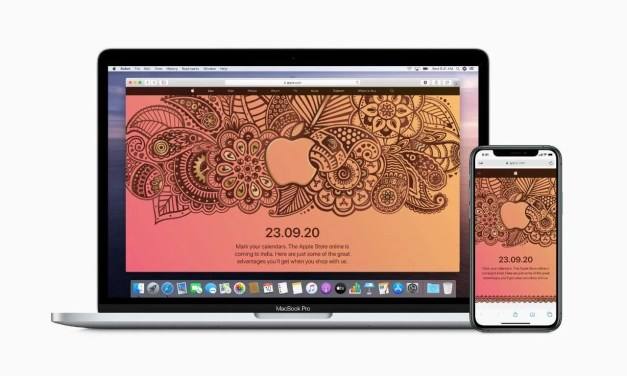 Apple brings online store to India September 23 NEWS