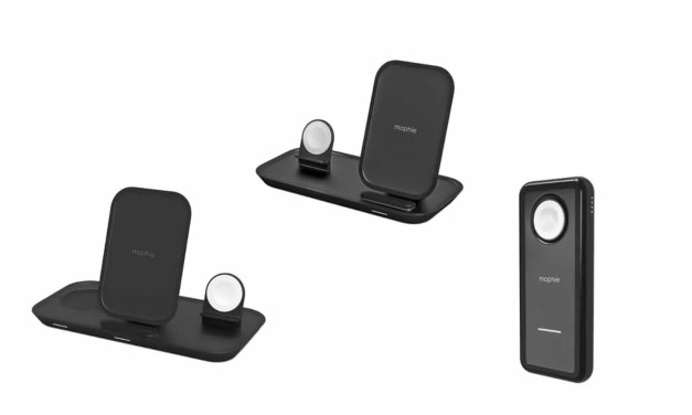 Mophie Unveils New Wireless Charging Solutions NEWS