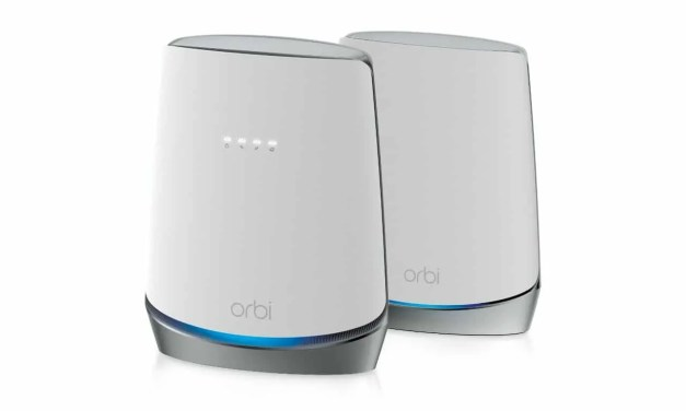 NETGEAR Combines Multigigabit Cable Modem With Advanced Orbi Mesh WiFi 6 NEWS
