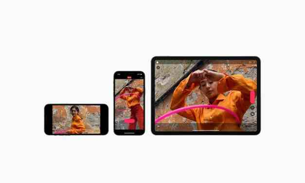 Clips from Apple gets its biggest update ever NEWS