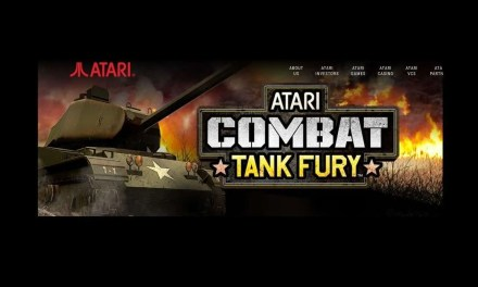 ATARI Combat Tank Fury App REVIEW