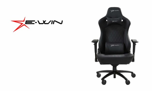 E-Win Flash XL Series (FLH-XL) Ergonomic Gaming Chair REVIEW