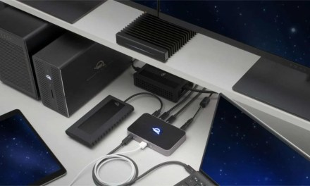 OWC Launches New Hub for Thunderbolt™ 4 PCs NEWS