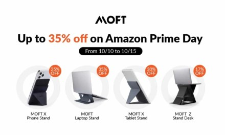 Save up to 35% on MOFT on Amazon Prime Day NEWS