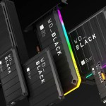 WESTERN DIGITAL REDEFINES THE NEXT-GEN GAMING EXPERIENCE WITH EXPANDED WD_BLACK PORTFOLIO NEWS