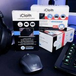 iCloth Cleaning Wipes REVIEW
