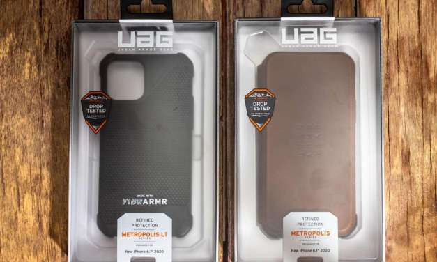 UAG Metropolis LT and Leather Wallet Series for iPhone 12 Pro Cases REVIEW