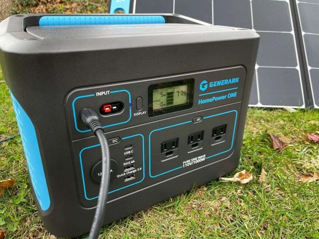 Generark HomePowerONE SolarPowerONE Generators 009 - Generark Power Supply Review - 50% Discount!