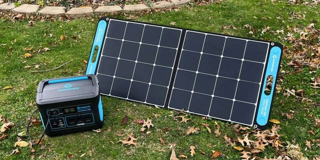 Generark HomePower ONE and SolarPower ONE Generators REVIEW
