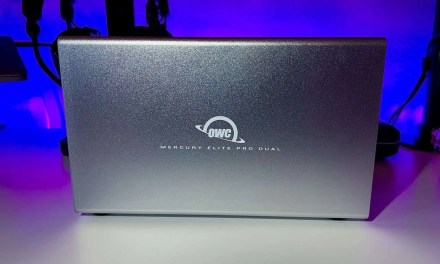 OWC Mercury Elite Pro Dual with 3 Port Hub REVIEW