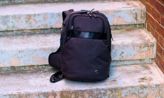 Swissdigital Pearl Rose Massage Backpack REVIEW
