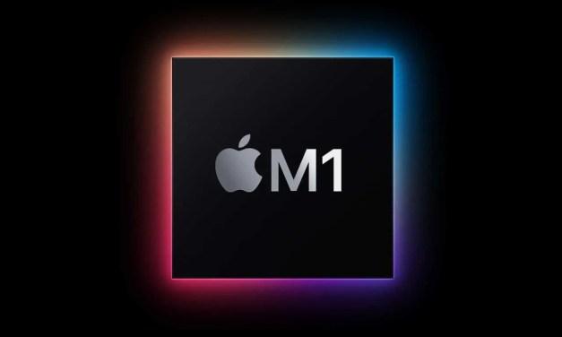 Apple unleashes M1 NEWS