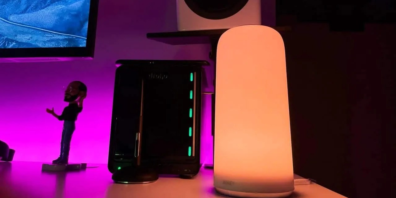 AUKEY Smart Table Lamp REVIEW