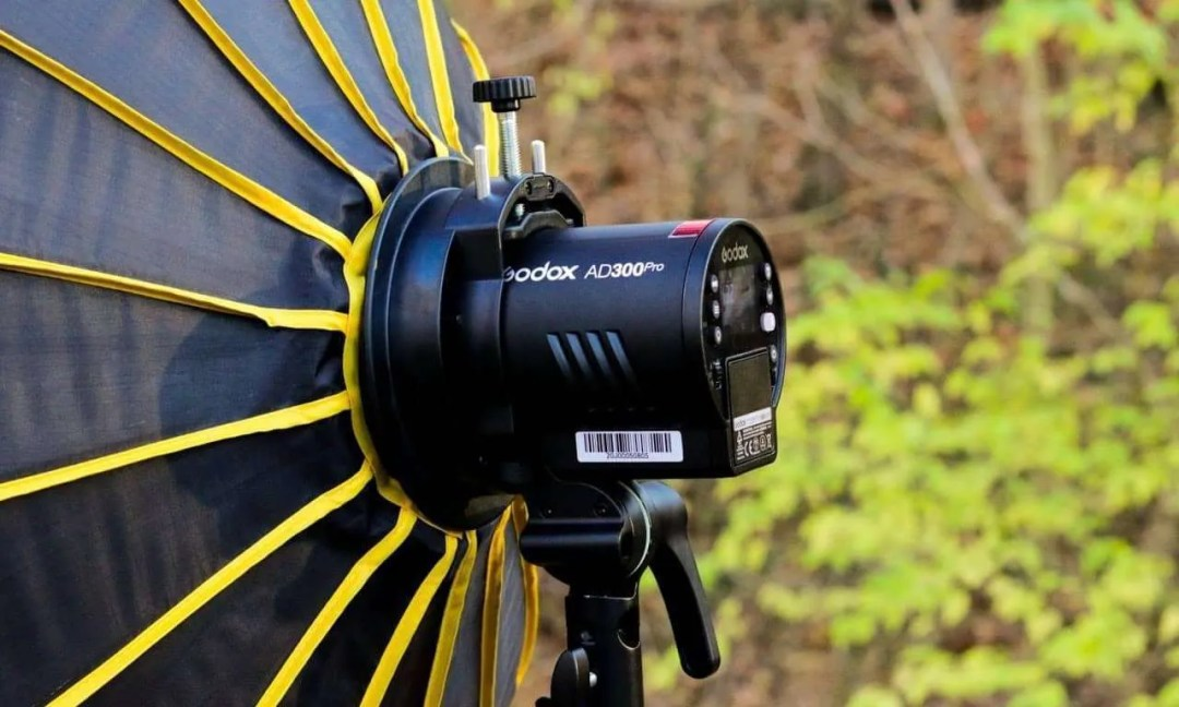 GODOX AD300 PRO OUTDOOR FLASH REVIEW