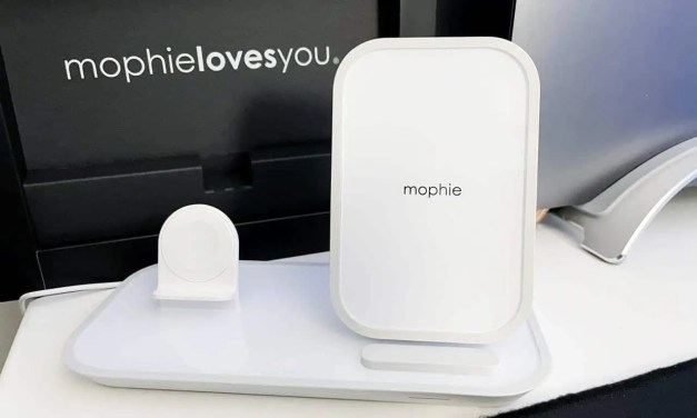 Mophie 2-in-1 Wireless Charging Stand REVIEW