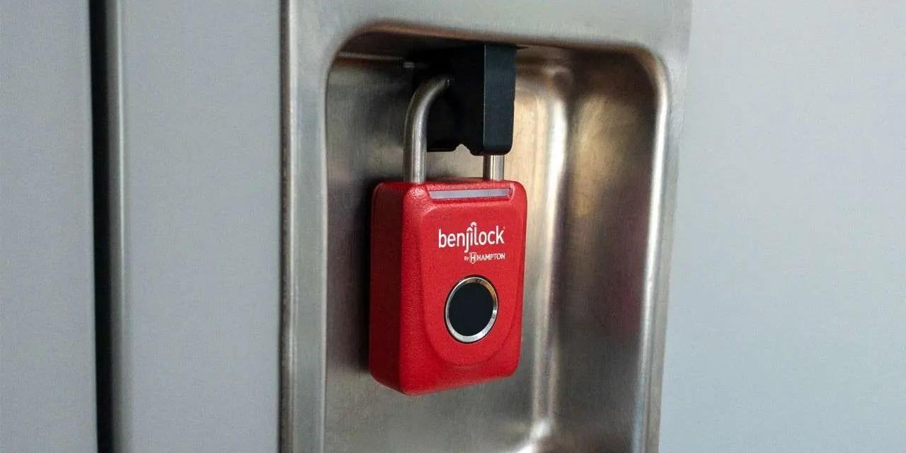 BenjiLock By Hampton® Fingerprint Sport Lock Debuts for CES NEWS