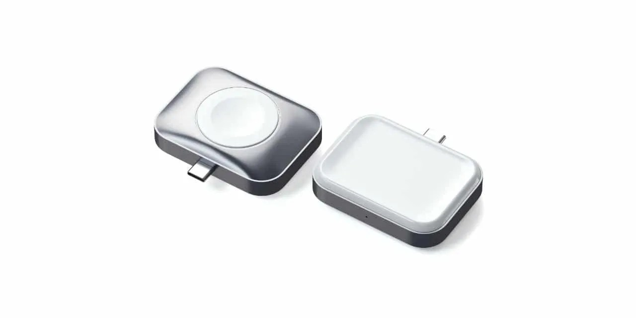 Satechi Launches Sleek 2-in-1 Charger for Apple Watch and AirPods NEWS