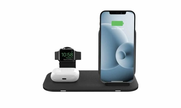 Mophie Wireless Charging Stand+ Launches NEWS