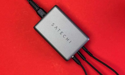 Satechi 100W USB-C PD Compact Charger REVIEW