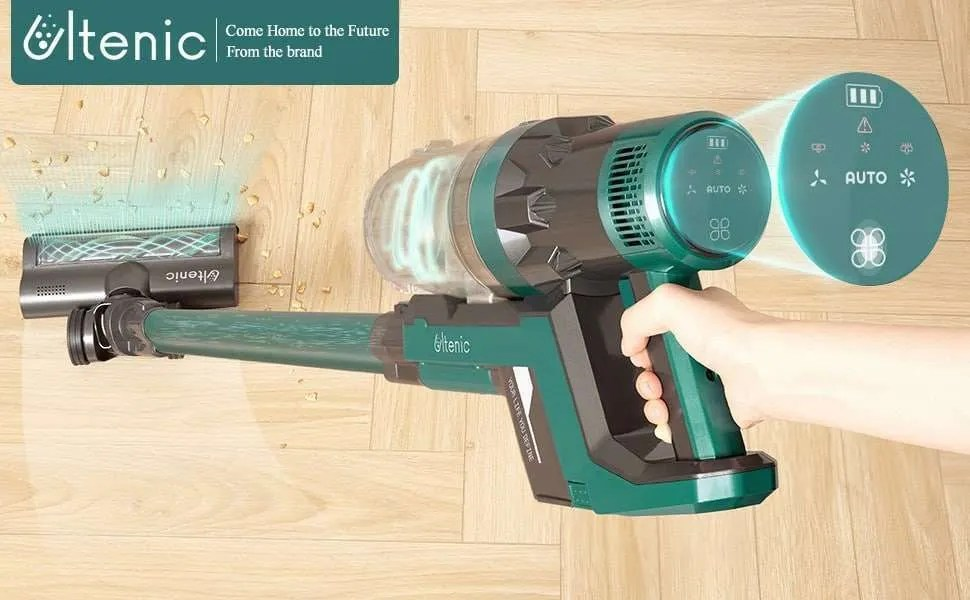 Ultenic launches its ultra-powerful U11 Cordless Vacuum Cleaner NEWS