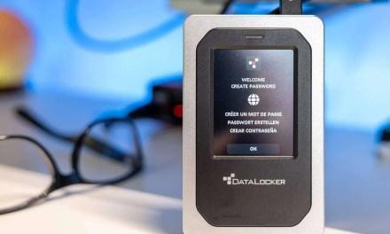 DATALOCKER DL4 LE Encrypted Hard Drive REVIEW