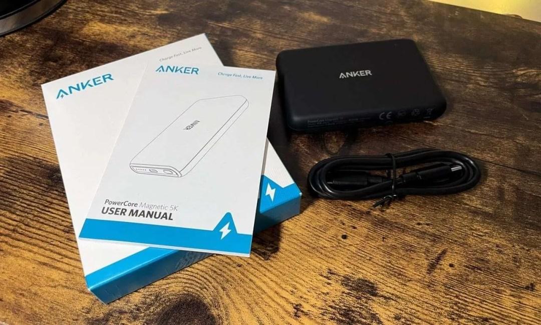 ANKER-PowerCore-Magnetic5K