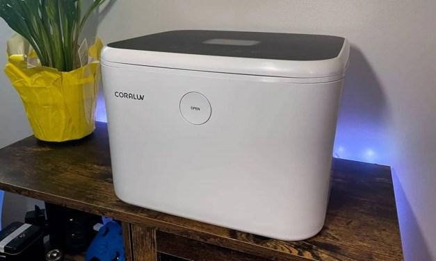 Coral UV 2 UV-C Sanitizer REVIEW