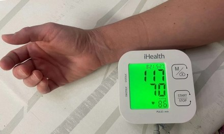 iHealth Track Blood Pressure Monitor REVIEW