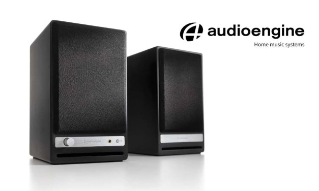 Audioengine HD4 Home Music System REVIEW