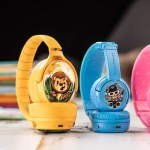 ONANOFF UNVEILS THREE NEW KID-PROOF, KID-SAFE HEADPHONES TO PROTECT LITTLE EARS FROM INCREASING TECH EXPOSURE