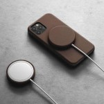 Nomad Leather Cover Launches for MagSafe chargers NEWS