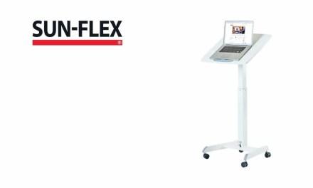 SUN-FLEX EASYDESK PRO Portable Desk REVIEW
