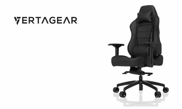 Vertagear PL6000 Racing Series Gaming Chair REVIEW