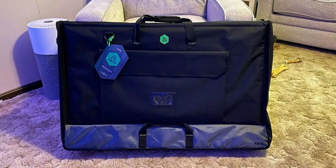 Arco CT-TM45B LCD Transport Case REVIEW
