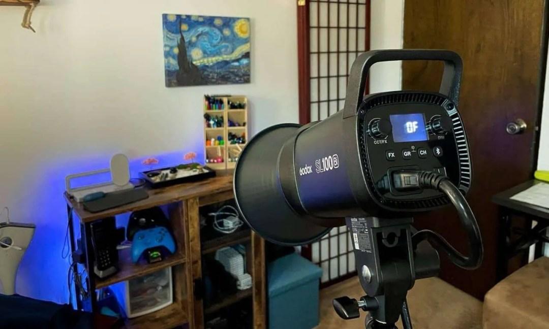 Godox-SL100Bi-VideoLight